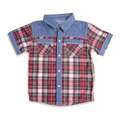 Kapital K Snap-Down Shirt