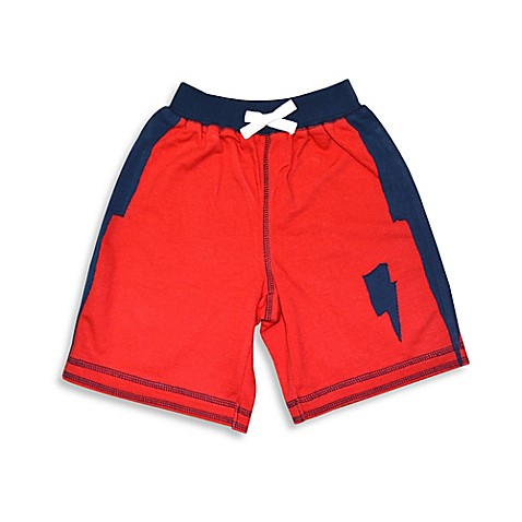 Buy Kapital K™ Lightning Bolt French Terry Pull-On Short ...