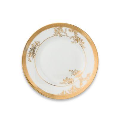 Vera Wang Wedgwood® Vera Lace Gold Salad Plate