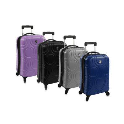 Heys® Eco Orbis™ 21-Inch Expandable 4-Wheel Spinner Upright Luggage in Lilac