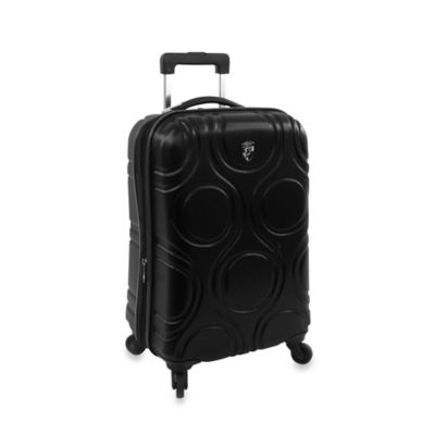 Heys® Eco Orbis™ 21-Inch Expandable 4-Wheel Spinner Upright Luggage in Black