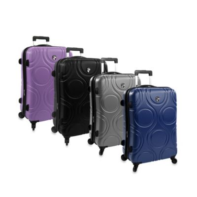 Heys® Eco Orbis™ 26-Inch Expandable 4-Wheel Spinner Upright Luggage in Pewter