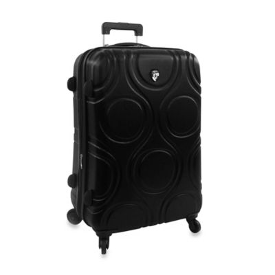 Heys® Eco Orbis™ 26-Inch Expandable 4-Wheel Spinner Upright Luggage in Black