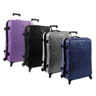Heys® Eco Orbis™ 30-Inch Expandable 4-Wheel Spinner Upright Luggage in Cobalt