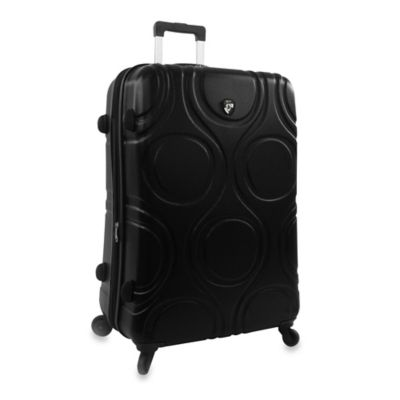 Heys® Eco Orbis™ 30-Inch Expandable 4-Wheel Spinner Upright Luggage in Black