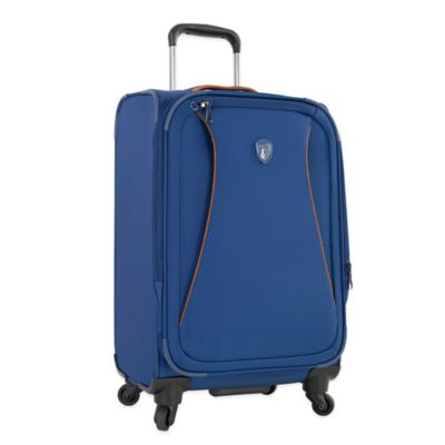 Heys® Helix Lightweight 21-Inch Upright Expandable Spinner in Blue