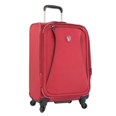 Heys® Helix Lightweight 21-Inch Upright Expandable Spinner in Red