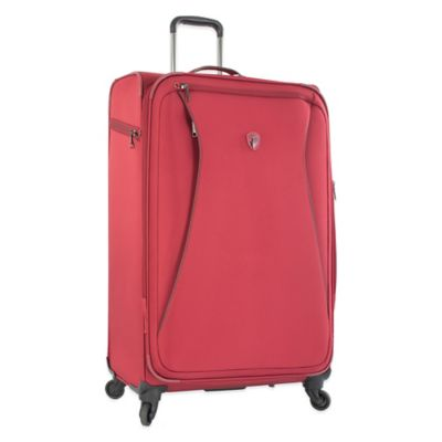 Heys® Helix Lightweight 30-Inch Upright Expandable Spinner in Red