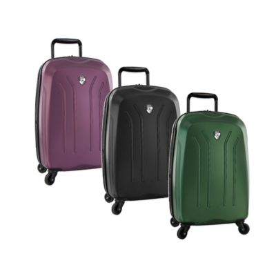 Heys® Lightweight Pro 21-Inch 4-Wheel Spinner Upright Luggage in Purple