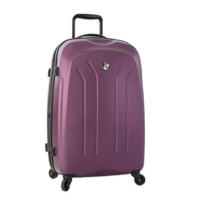 Heys® Lightweight Pro 26-Inch Expandable 4-Wheel Spinner Upright Luggage in Purple
