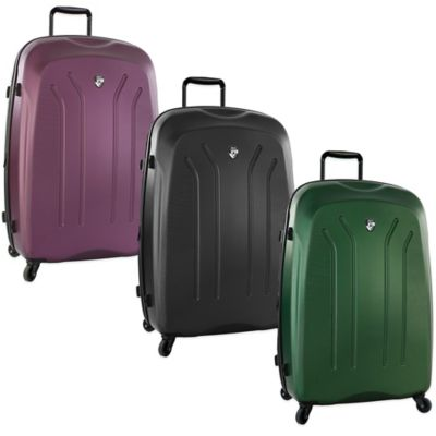 Heys® Lightweight Pro 30-Inch Expandable 4-Wheel Spinner Upright Luggage in Purple