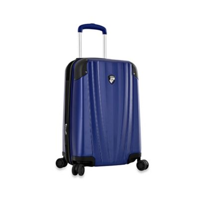 Heys® Velocity 21-Inch Upright 4-Wheel Spinner in Cobalt