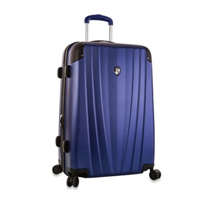 Heys® Velocity 26-Inch Upright 4-Wheel Spinner in Cobalt