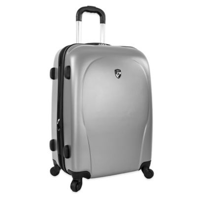 Heys® xcase® 26-Inch Upright Spinner in Silver