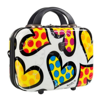Heys® Britto Hearts Carnival Beauty Case