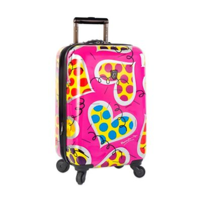 Heys® Britto Hearts Carnival 21-Inch Upright Spinner