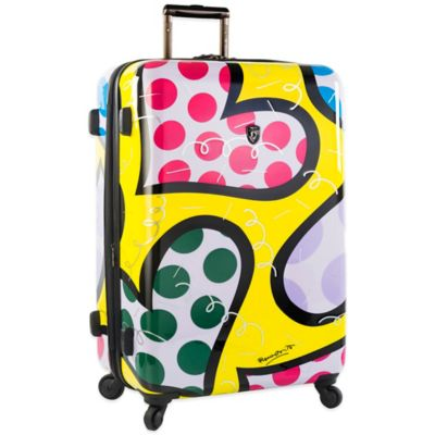 Heys® Britto Hearts Carnival 30-Inch Upright Spinner