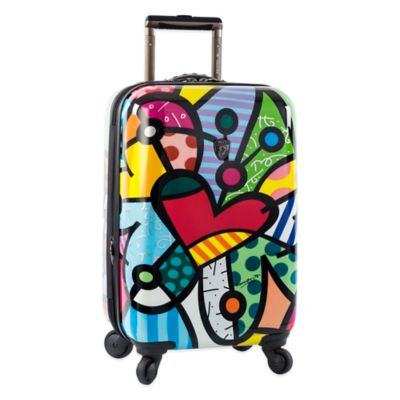 Heys® Britto Butterfly Love 21-Inch Upright Spinner