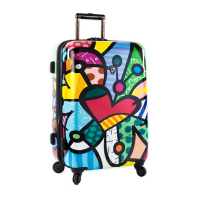 Heys® Britto Butterfly Love 26-Inch Upright Spinner