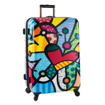 Heys® Britto Butterfly Love 30-Inch Upright Spinner