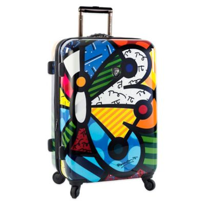 Heys® Britto Butterfly 26-Inch Upright Spinner Case
