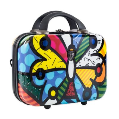 Heys® Butterfly Beauty Case