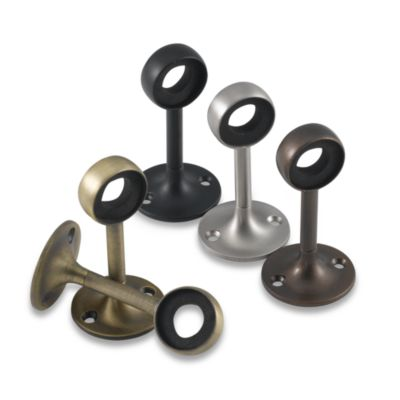 Umbra® Wall/Ceiling Mountable Brackets in Black