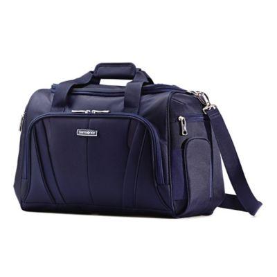 Blue Samsonite Luggage
