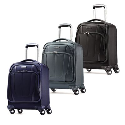 Samsonite Silhouette® Sphere II Wheeled Boarding Bag in Black