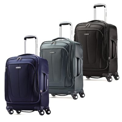Samsonite Silhouette® Sphere II 21-Inch Carry-On Spinner in Black
