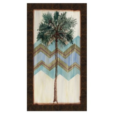 Palm 2 Wall Décor Panel