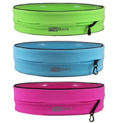 FlipBelt® Extra-Large Running and Workout Belt in Aqua