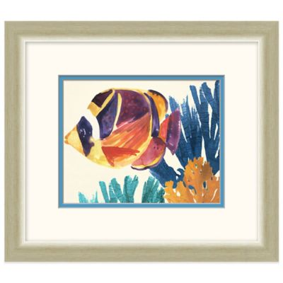 Tropical Fish 2 Wall Art