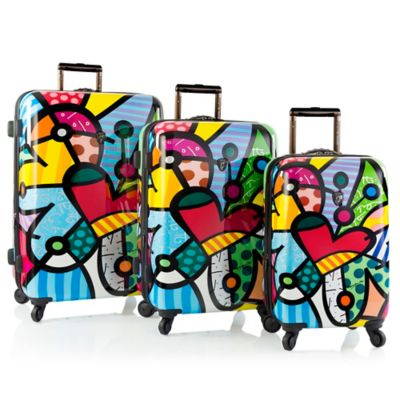 Heys® Butterfly 3-Piece Upright Spinner Set