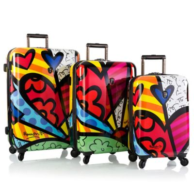 Heys® Britto A New Day 3-Piece Upright Spinner Set
