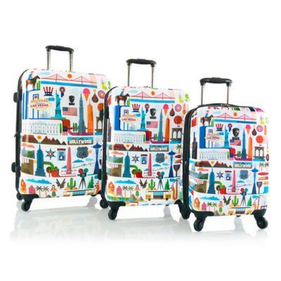 Heys® Fernando Volken Togni Expandable 3-Piece Spinner Set