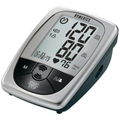 HoMedics® Automatic Arm Blood Pressure Monitor with Voice Assist