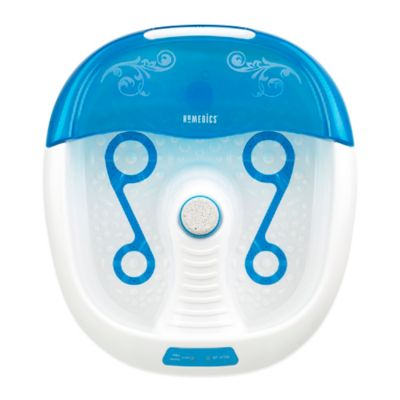 HoMedics® Pedicure Spa Foot Bath with Heat