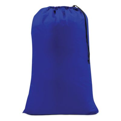 Travel Laundry Bag in Blue