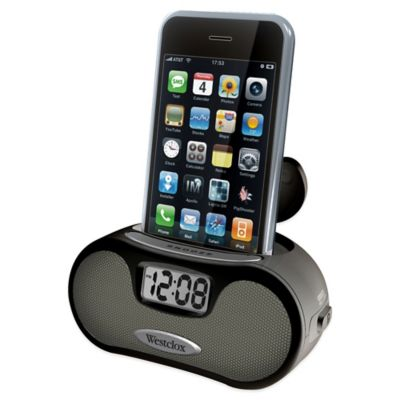 MP3 and Alarm Clock