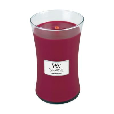 WoodWick® Black Cherry Large Candle