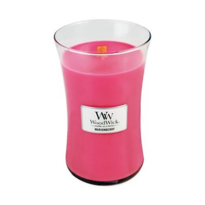 WoodWick® Marionberry Large Candle