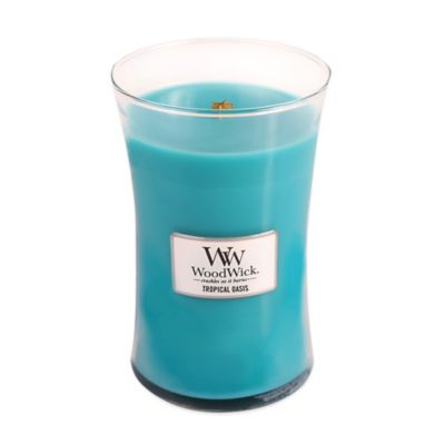 WoodWick® Tropical Oasis Large Candle