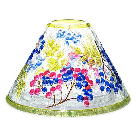 Buy Yankee Candle 174 Spring Berries Jar Shade From Bed Bath