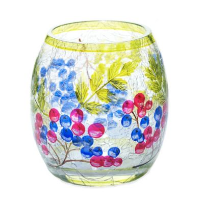 Yankee Candle® Spring Berries™ Small Cylinder Tea Light Holder