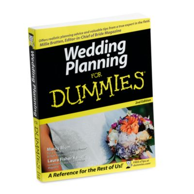 Wedding Planning For Dummies® Second Edition