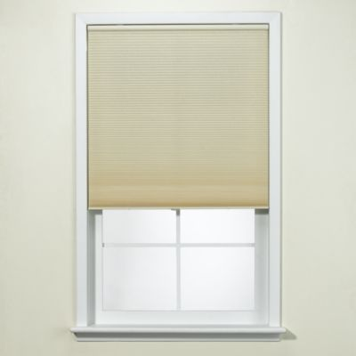 Ivory Honeycomb Cordless Cellular Shade