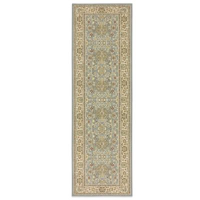 Karastan Sierra Mar Capri 5-Foot x 4-Foot Rug in Maize
