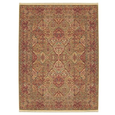 Karastan Original Empress Kirman 10-Foot x 14-Foot Rug