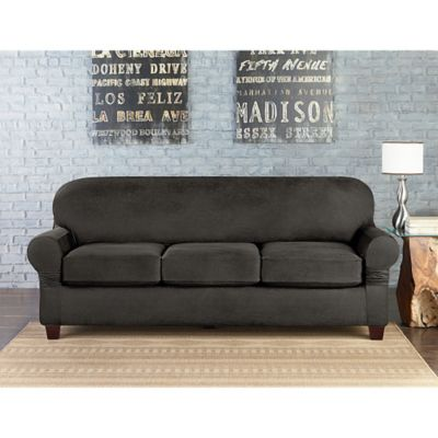 Grey Sofa Slipcovers